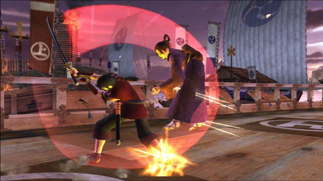 Tetsumura Ginchiyo Screenshot 4