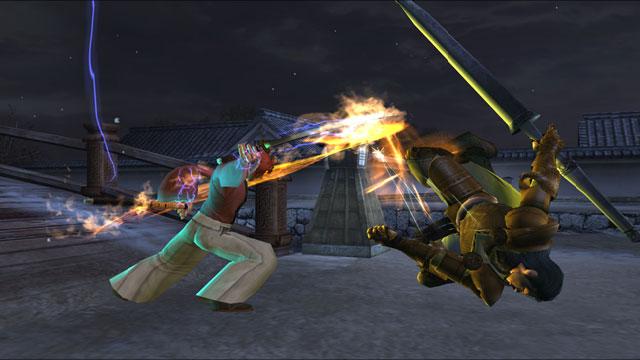Kenshin Himura Screenshot 4
