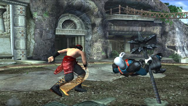 Liu Kang Screenshot 4