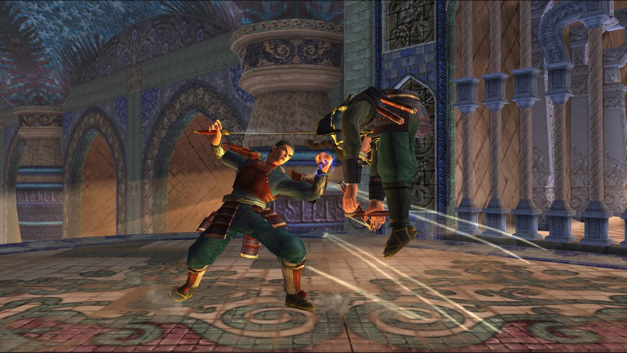 Seiji Kazemaru Screenshot 4
