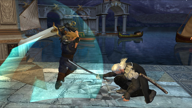 Cloud Strife Screenshot 5