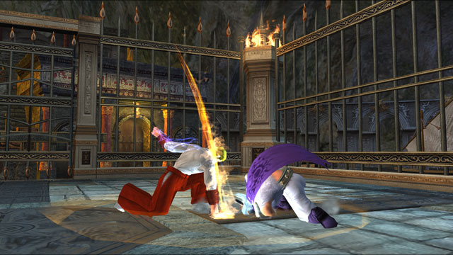 Geese Howard Screenshot 5