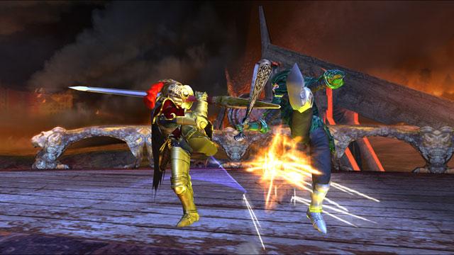 Gilgamesh Trauss Screenshot 5