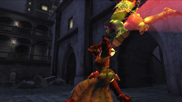 Janetsa Darkness Screenshot 5