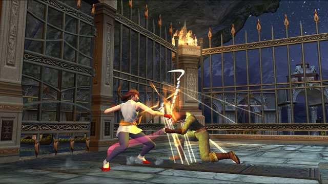 Yuri Sakazaki Screenshot 5