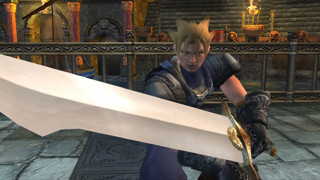 Cloud Strife Screenshot 6
