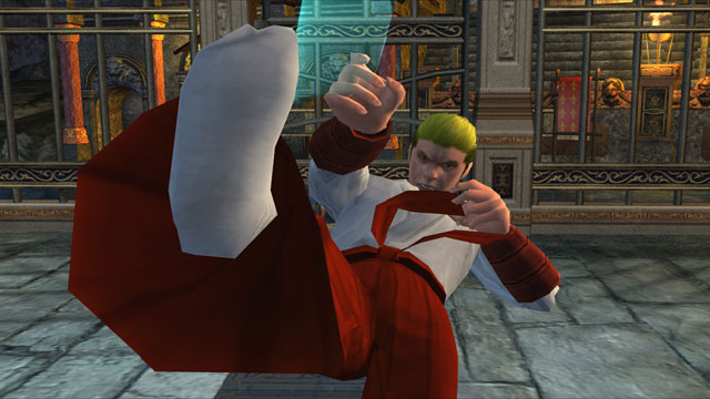 Geese Howard Screenshot 6