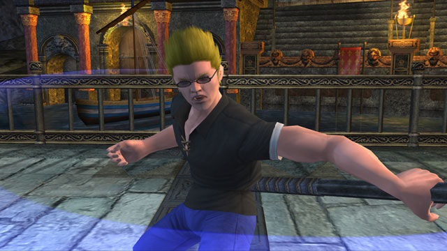 Johnny Bravo Screenshot 6