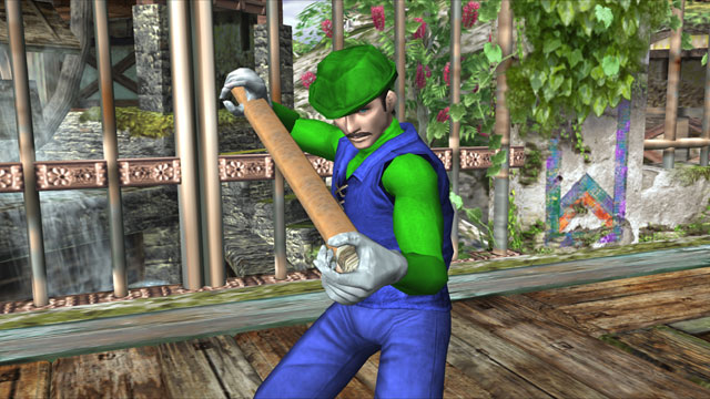 Luigi Screenshot 6