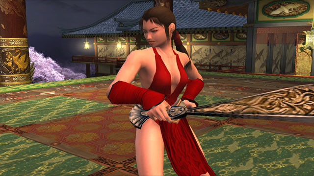 Mai Shiranui Screenshot 6
