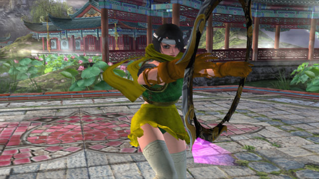 Yuffie Kisaragi Screenshot 6