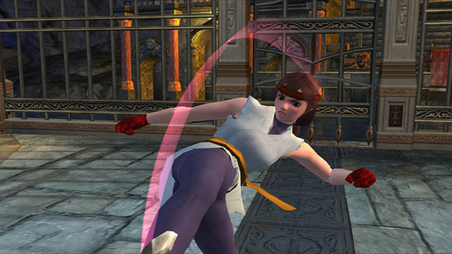 Yuri Sakazaki Screenshot 6