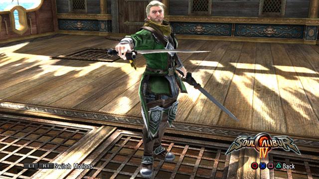 Artair Ó Seachnasaigh Screenshot 1