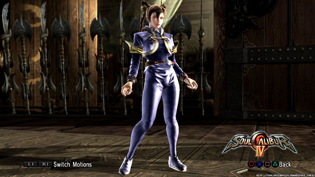 Chun-Li Xiang Screenshot 1