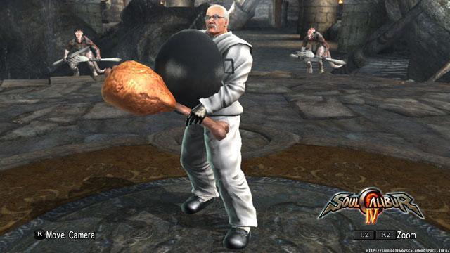 Colonel Sanders Screenshot 1