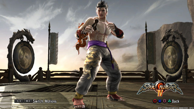 Jin Kazama Screenshot 1