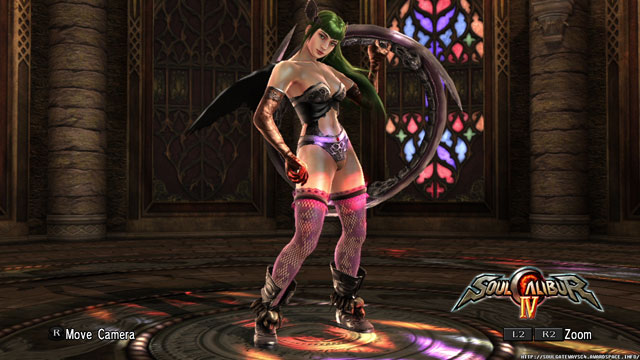 Morrigan Aensland Screenshot 1