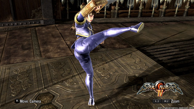 Chun-Li Xiang Screenshot 2