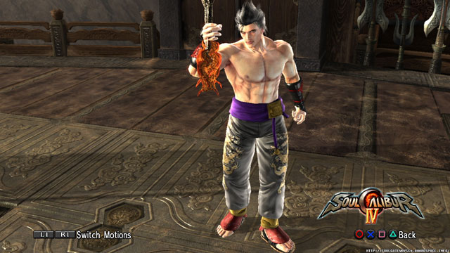 Jin Kazama Screenshot 2
