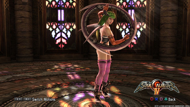 Morrigan Aensland Screenshot 2