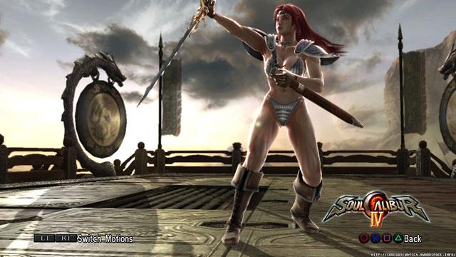 Red Sonja Screenshot 2