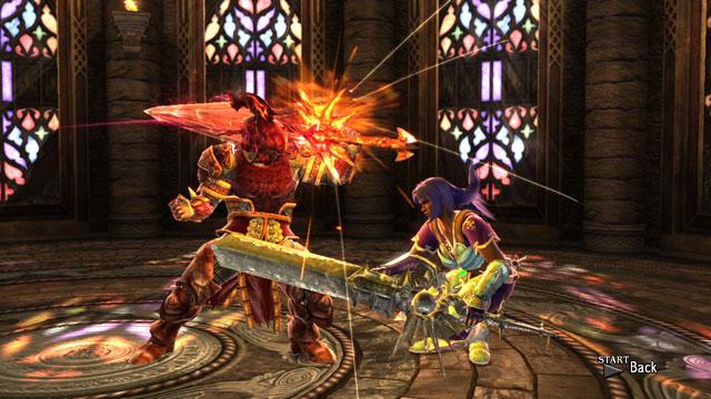 Blood Knight Screenshot 3