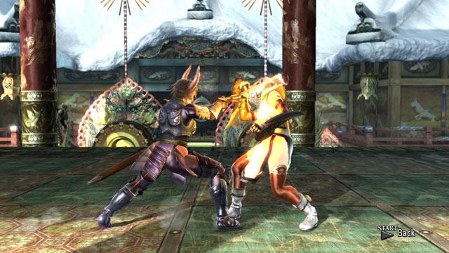 Ginchiyo Tachibana Screenshot 3