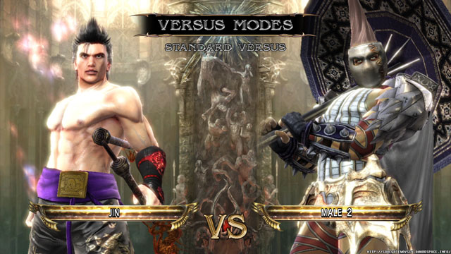 Jin Kazama Screenshot 3
