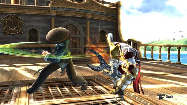 Seiji Kazemaru Screenshot 3