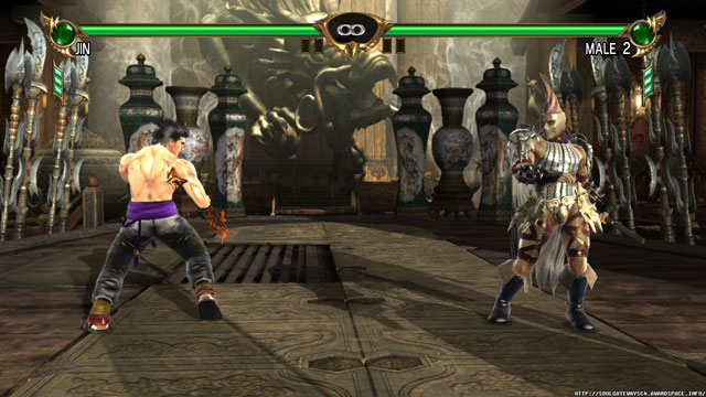Jin Kazama Screenshot 4