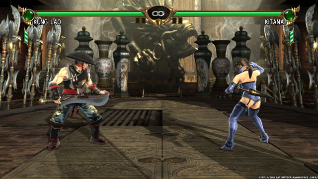 Kung Lao Screenshot 4