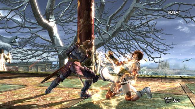 Ginchiyo Tachibana Screenshot 5
