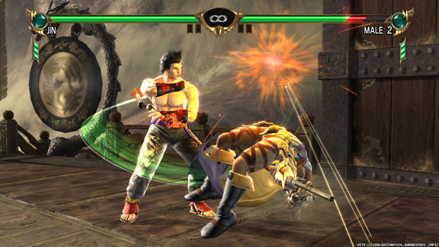 Jin Kazama Screenshot 5