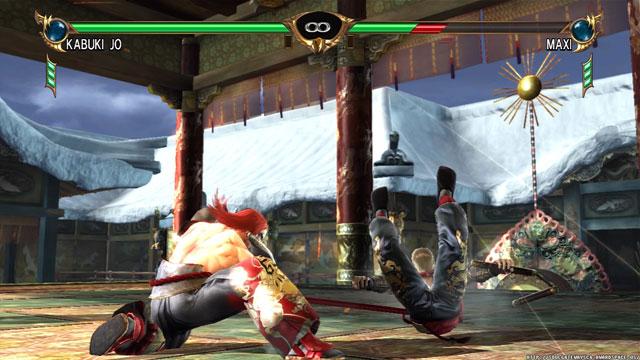 Kabuki Jo Screenshot 5