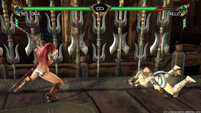 Red Sonja Screenshot 5