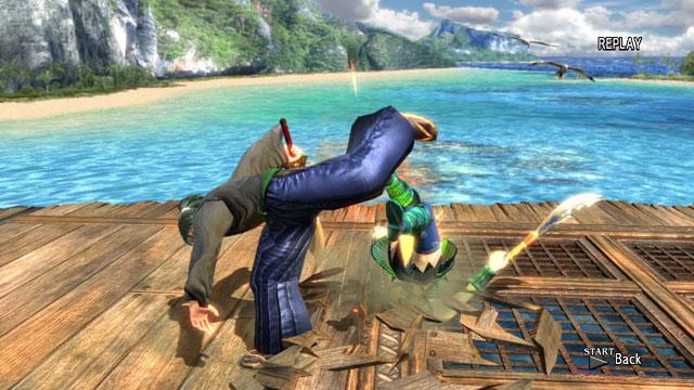 Seiji Kazemaru Screenshot 5