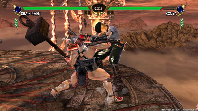 Shao Kahn Screenshot 5