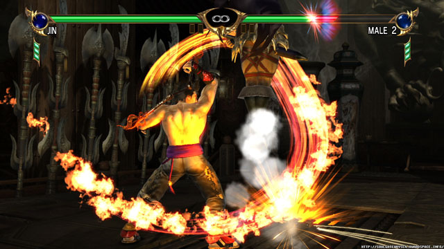 Jin Kazama Screenshot 6