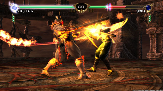 Shao Kahn Screenshot 6