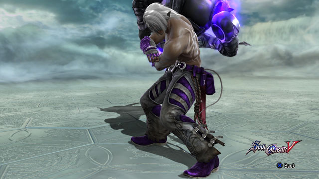 Dark Elf (Male) Screenshot 1