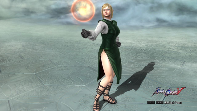 High Elf (Female) Screenshot 1