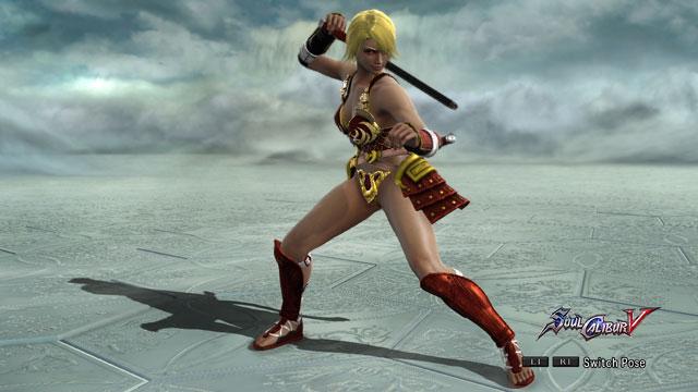 Ninja Simian (Female) Screenshot 1
