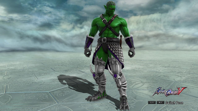 Orc (Male) Screenshot 1