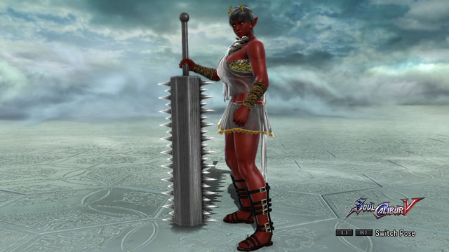 Red Oni (Female) Screenshot 1