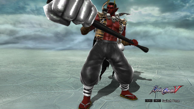 Red Oni (Male) Screenshot 1