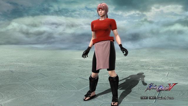 Sakura Haruno Screenshot 1