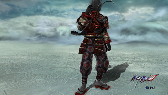 Tengu (Male) Screenshot 1