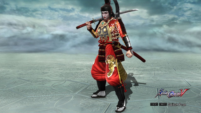 Tomoe Gozen Screenshot 1