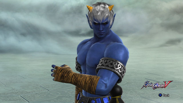 Blue Oni (Male) Screenshot 2