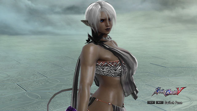 Dark Elf (Female) Screenshot 2